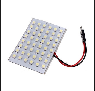 Lampara De Techo Galleta 48 Led Alto Brillo