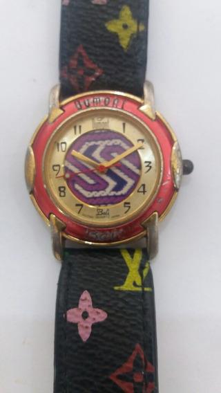 Relógio Dumont Bali Funcionando Perfeitamente