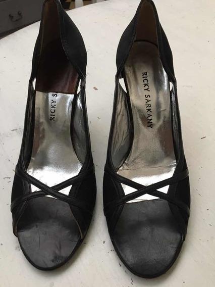 Zapato Sandalias De Fiesta Ricky Sarkany