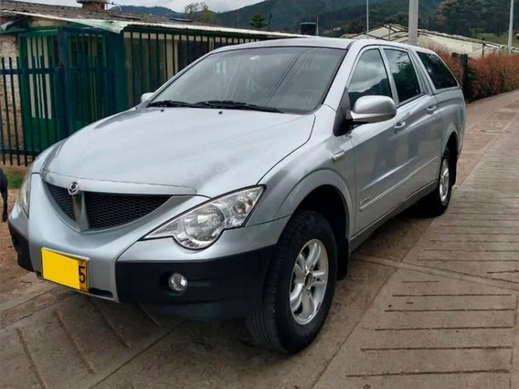 Ssangyong Actyon Sports A 2000s 4x4 At