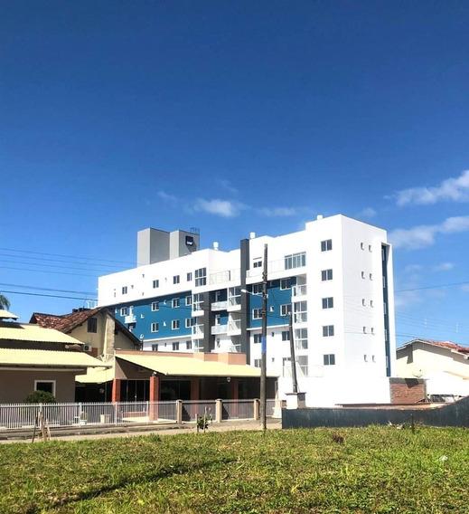 Apartamento Em Itaguaçu-sfs | 200 Mts Da Praia | 01 Suíte + 02 Dormitórios - Sa01008 - 34413014
