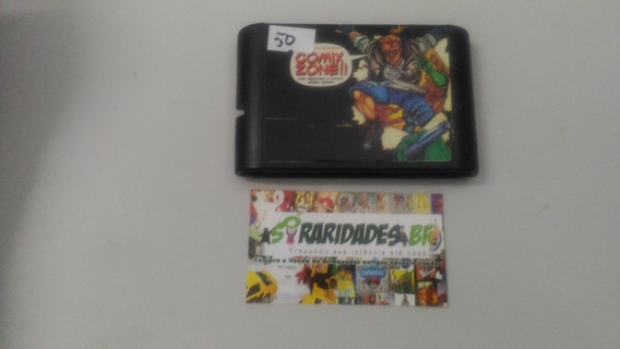 Jogo - Comix Zone - Mega Drive