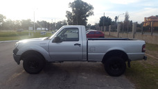 Ford Ranger F Truck Cabina Simple