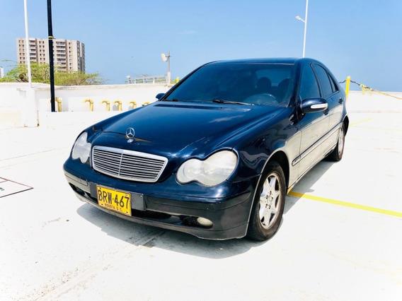 Mercedes Benz Kompressor C200