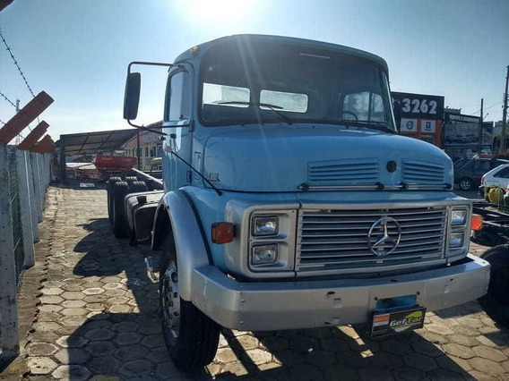 Mercedes-benz L-1313 4x2 2p 1986