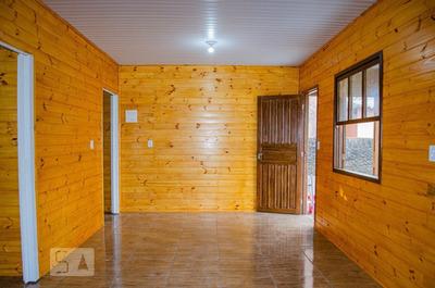 Casa Para Aluguel - Bom Jesus, 2 Quartos, 42 - 893067222