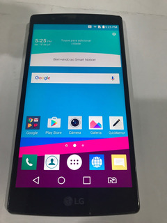 Smartphone Lg G4 Dual H818 Branco Lindo Excelente Estado Bra