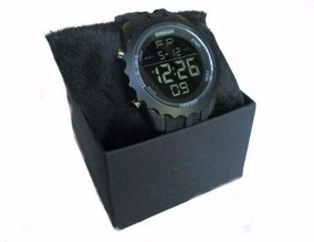 Relógio Masculino Potenzia Original Digital Alarme Barato