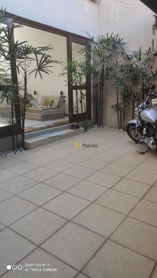 Casa Com 2 Dormitórios À Venda, 144 M² Por R$ 640.000,00 - Jardim Paramount - São Bernardo Do Campo/sp - Ca0413