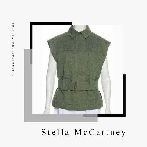 Chaleco Cazador Importado. Stella Mccartney