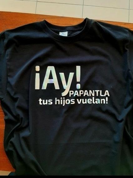 Playera Ay Papantla, Tóxico, Invibora, Alv