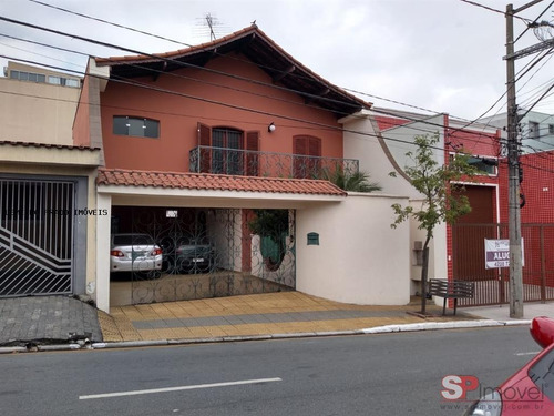Sobrado Para Venda Em São Caetano Do Sul, Osvaldo Cruz, 3 Dormitórios, 1 Suíte, 5 Banheiros, 4 Vagas - Flp266_2-1156626