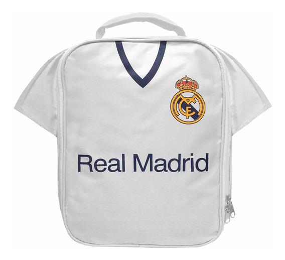 Real Madrid Lonchera Forma Camisa De Equipo