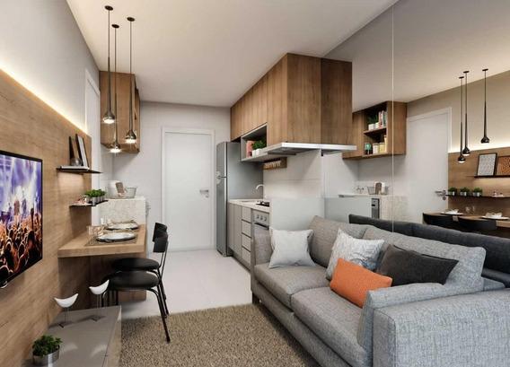 Apartamento Com 1 Dormitório À Venda, 28 M² Por R$ 154.900 - Vila Ema - São Paulo/sp - Ap13427