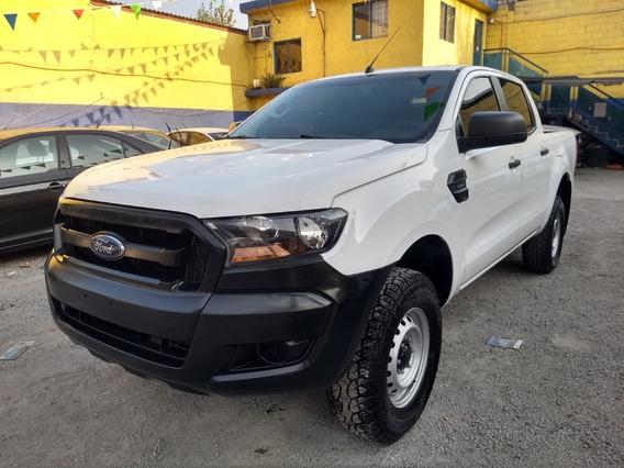 Ford Ranger Xl 2017 Doble Cabina