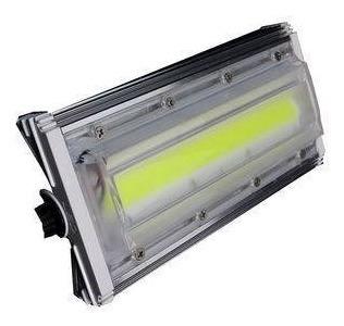 Refletor Led Linear Project-light Lamp 50w Branco Frio
