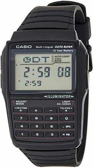 Casio Dbc-32 Databank 25 Telememo Retro Original Calculdora