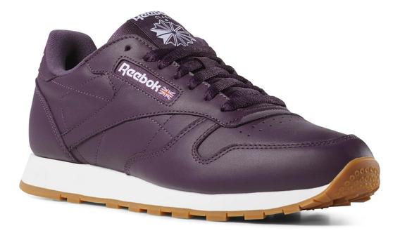 Tênis Reebok Classic Leather Mu #40br / 8,5us