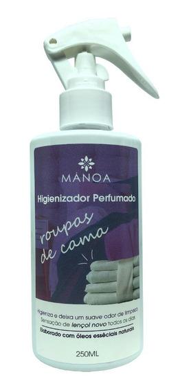 Higienizador Perfumado Manoa 250ml - Roupas De Cama