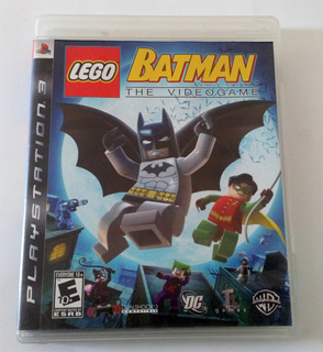 Lego Batman The Videogame Ps3 Usado
