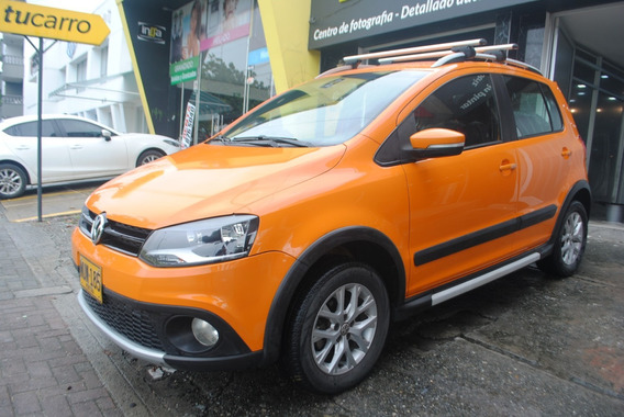 Volkswagen Crossfox Cross Fox Full Equipo