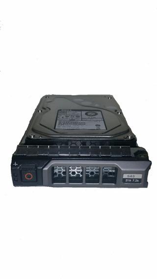 Disco Dell 2tb Sas 12gbps 3.5 Rpm 7.2k