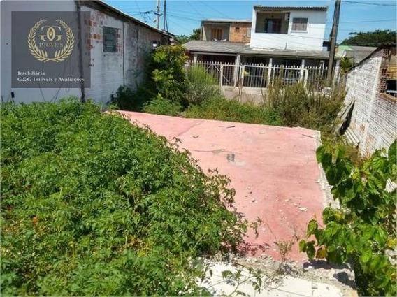 Terreno À Venda, 126 M² Por R$ 42.000 - Santo Onofre - Viamão/rs - Te0162