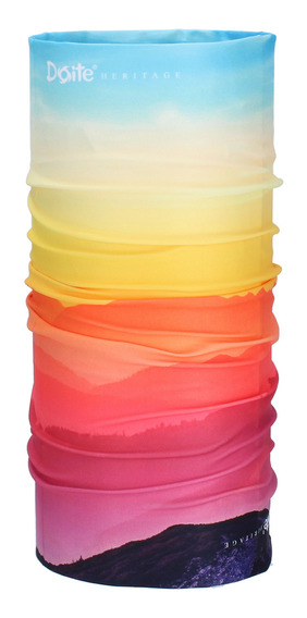 Bandana Unisex Aerosilver Sunset Multicolor Doite