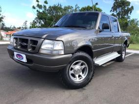 Ford Ranger 2.5 Xl 4x4 Cd 8v Turbo Intercooler Diesel 4p