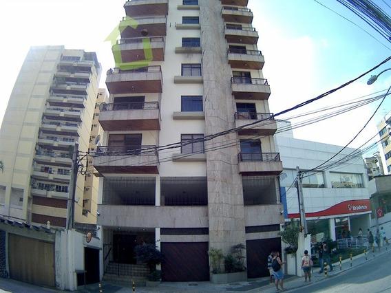 Aluguel - Apartamento 04 Quartos Centro De Nova Iguaçu