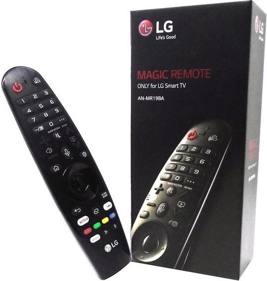 Controle Smart Magic LG An-mr19ba Thinq Ai 2019 Lm Um Sm Nf