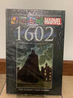 Libro Marvel Salvat Cómics 1602