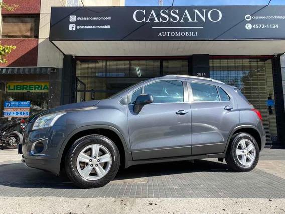 Chevrolet Tracker 1.8 Ltz Fwd Mt 140cv 2016 Cassano Automobi