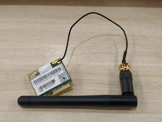 Kit Wi-fi 2.4ghz (módulo Wi-fi + Cabo + Antena Externa)