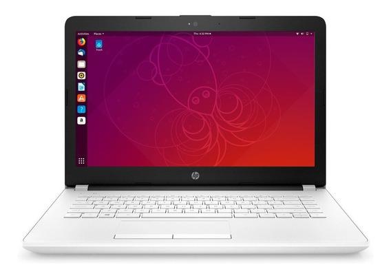 Portatil Hp 14-bs006la Celeron N3060 4gb 1tb Linux Blanco