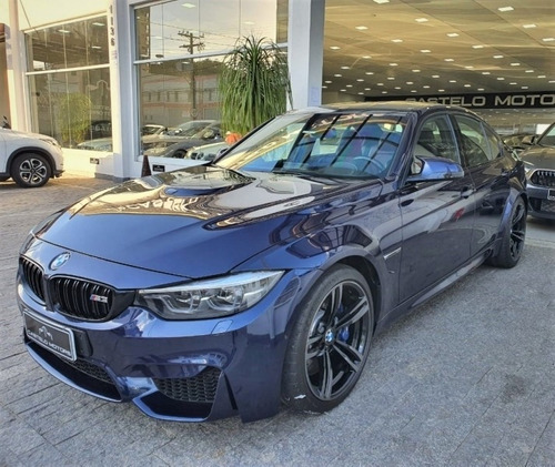 Bmw M3 3.0 I6 Gasolina Sedan Automatico 2017/2018
