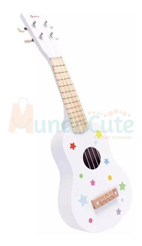 Imagen 1 de 6 de Ukelele Guitarra Para Niños Instrumentos Musicales