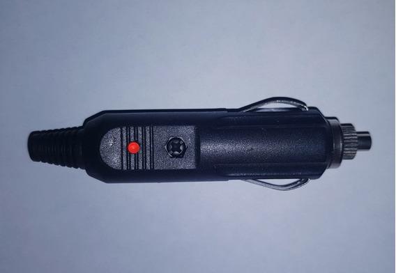 Conector Plug Ficha Macho 12 V Para Auto