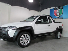 Fiat Strada 2014 Adventure Ce 1.8 Flex Dualogic Nova Top