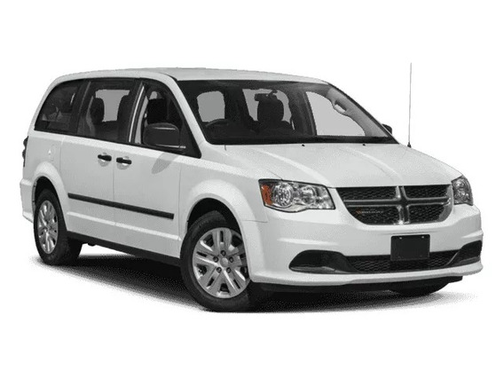2020 Dodge Grand Caravan 3.6 Se At V6 Pentastar 8pas Abs Arh