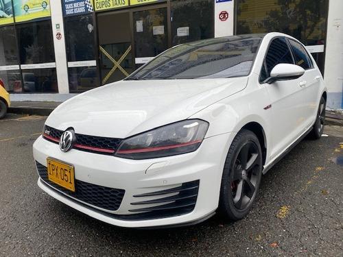 Imagen 1 de 8 de Volkswagen Golf Gti, Modelo 2016