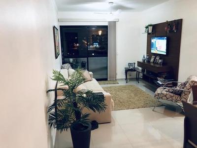 Apartamento Com 3 Dormitórios À Venda, 90 M² Por R$ 450.000 - Vila Imperial - São José Do Rio Preto/sp - Ap0686