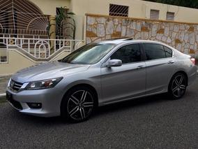 Honda Accord V4 Full 2014