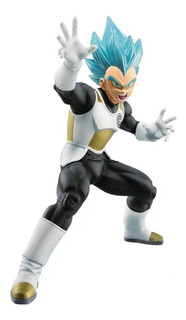 Dragon Ball Transcendence Vegeta Blue (original) Banpresto
