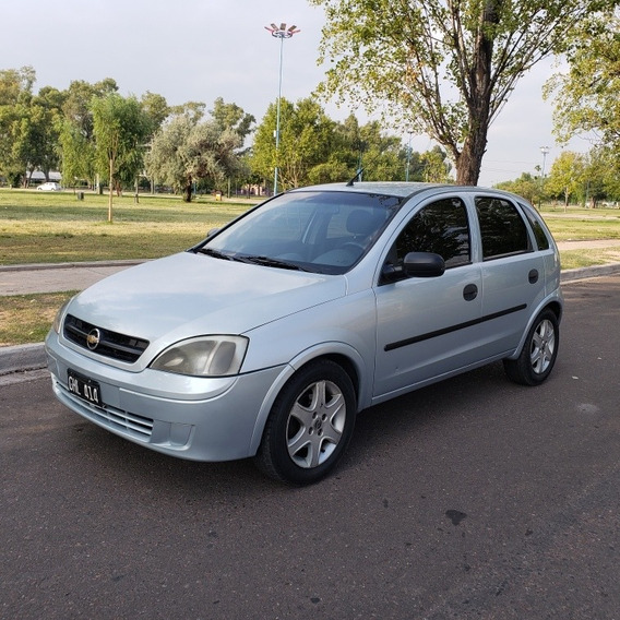 Chevrolet Corsa Ii 1.8 Gl Pack 2007 Excelente Permuto