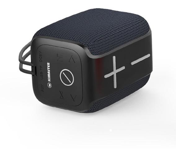Caixa De Som Bluetooth Ipx6 Resistente À Água Kimaster K400