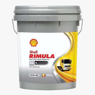 Rimula R4 X 15w40 - Nuevo Sellado De Fabrica