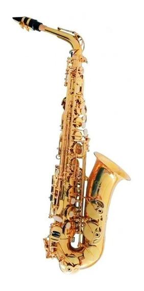 Conn Selmer As501 Saxofón Alto En Mib C/estuche Saxo