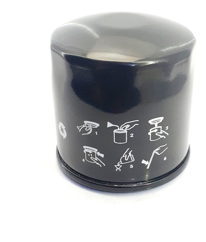 Filtro Aceite Arauca X1 Zna Qq6 Al 3614