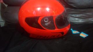 Casco Cerrado Italika, Para Motociclista